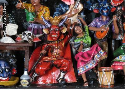 Mask Shop Retablo (Extra Large)