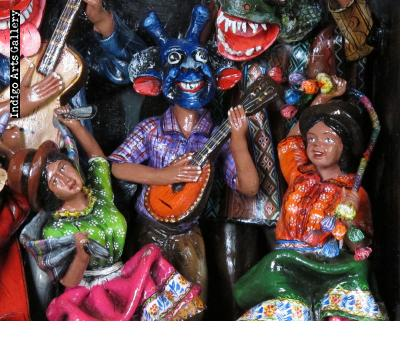 Mask Shop Retablo (Extra Large)