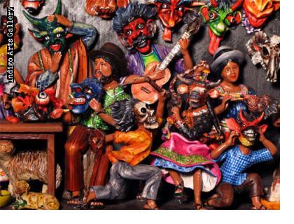 Mask Shop Extra Large Retablo