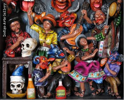 Mask Shop Retablo (version 10)