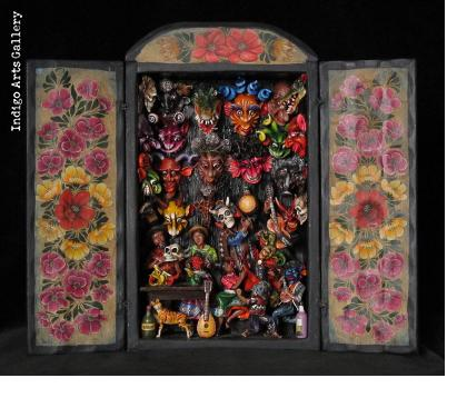 Mask Shop Retablo (version 7)