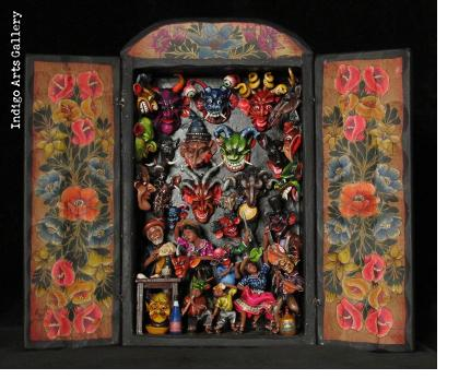 Mask Shop Retablo (version 8)