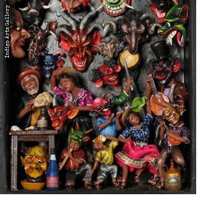 Mask Shop Retablo (version 8)