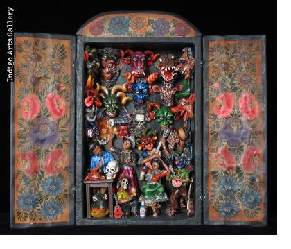Mask Shop Retablo (version 9)