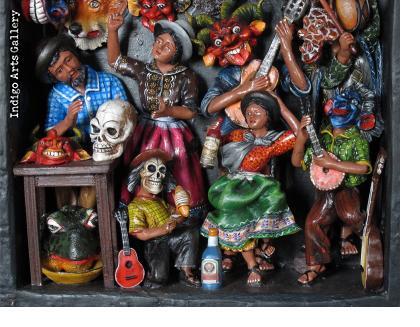 Mask Shop Retablo (version 9)