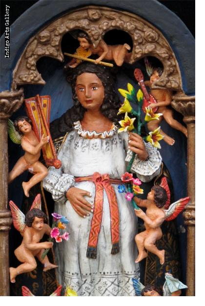 Virgen de la Esperanza