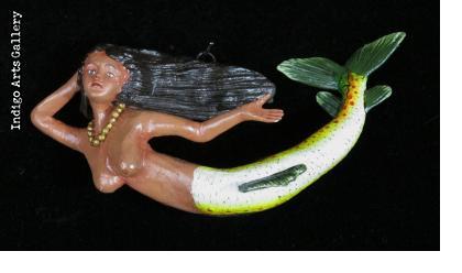 La Sirena - Retablo Ornament