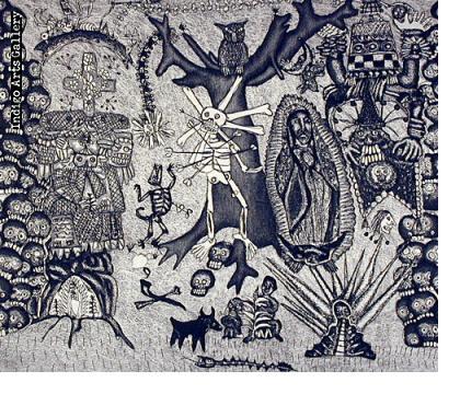 El Toro Gacho y La Virgen Carlomagno Pedro