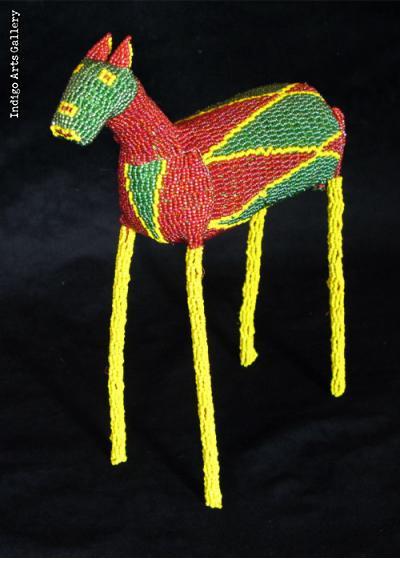 Beaded Horse
