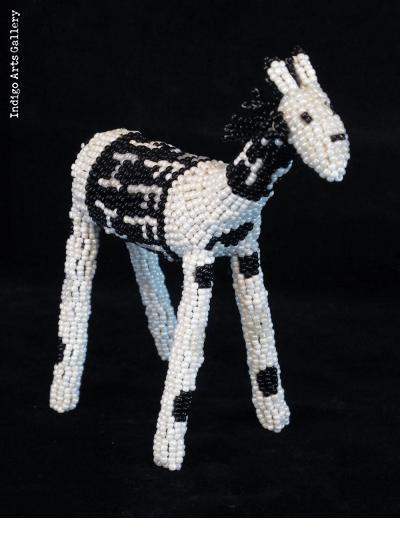 Beaded Pony