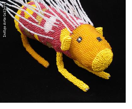 Beaded Porcupine from Capetown