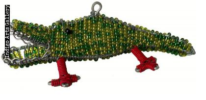 Crocodile Ornament