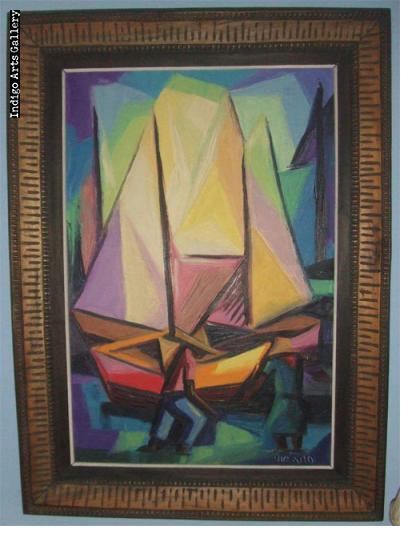 Carol Theard (Haiti, 1946-1994)