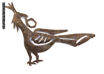 Bird with a Worm