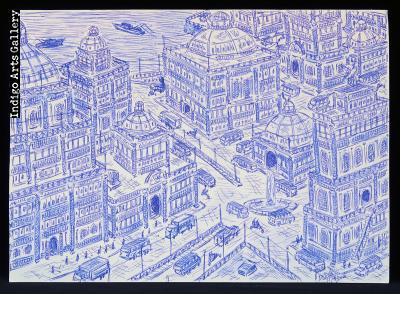 Cityscape 11-9-16