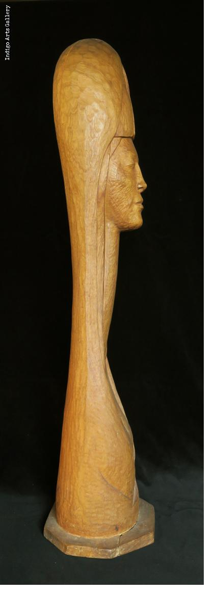 Bust of Woman with Long Neck #2