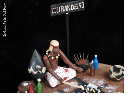 Curandeiro (Traditional Healer)