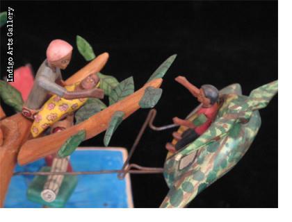 Cheias Nascimento da Rosita (Flood- Birth of Rosita) - Dino (Cabordino Mustafa Jetha) - Mozambique