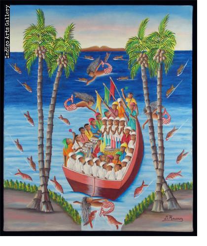 Ceremonie de la Mer