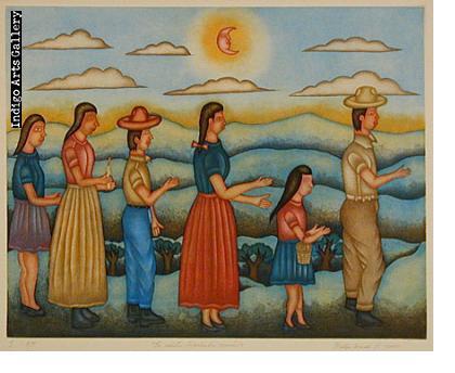 La Visita, Haciendo Camino - Felipe Morales