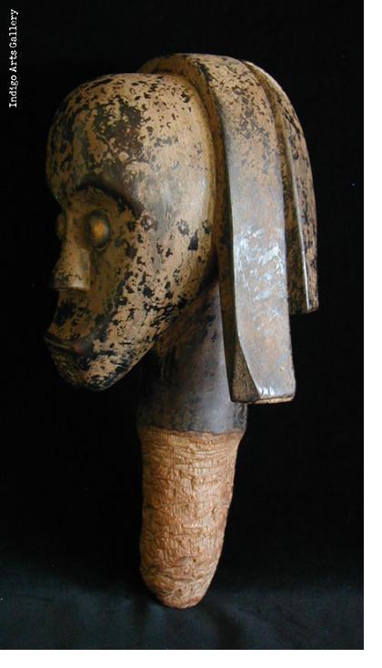 Fang Reliquary Head