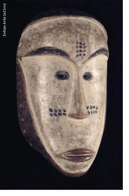 "Fine old Fang ""Passport"" Mask"