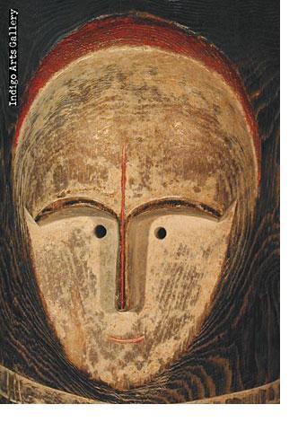 Fang Four-faced Janus Mask