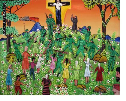 Jesus Cristo Crucificado (Cristo de las Pobres)