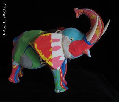 Large Flip-flop Elephant