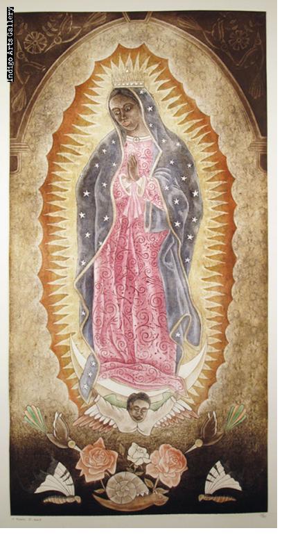 Virgen de Guadalupe - Enrique Flores