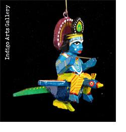 Krishna Ornament
