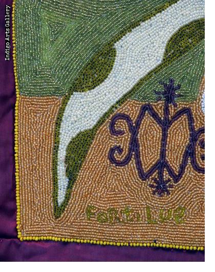 Dambalah - Vodou Flag