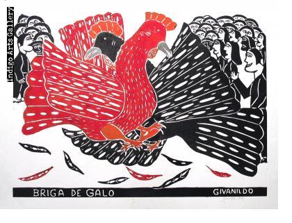 Briga de Galo (Cockfight)