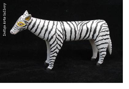 Zebra by Gabino Reyes Lopez