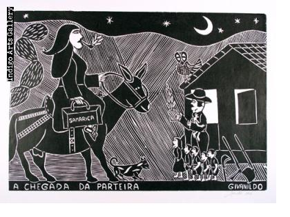 Givanildo Borges - Chegada da Parteira (the Arrival of the Midwife)