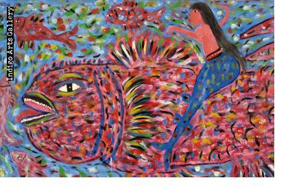 La Sirène et le Gros Poisson