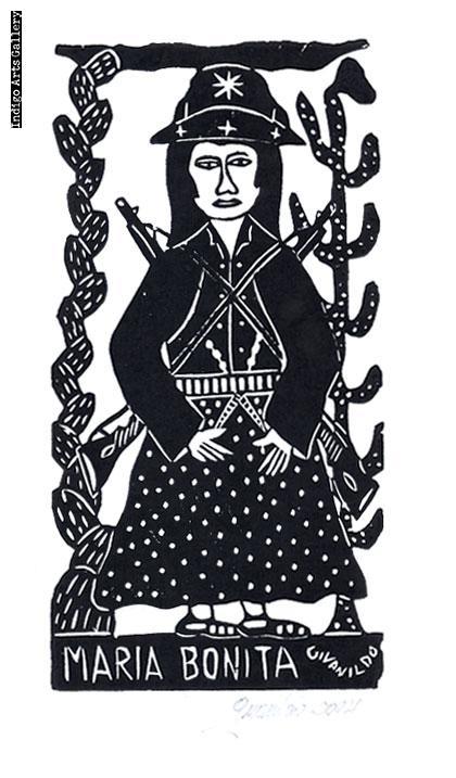 Givanildo Borges - Maria Bonita
