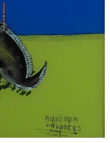 Alexis Ngom