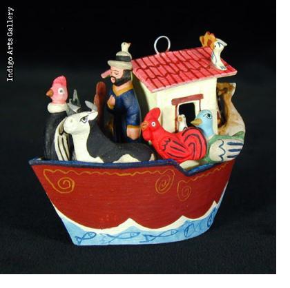 Noah's Ark - Sculpture/Ornament