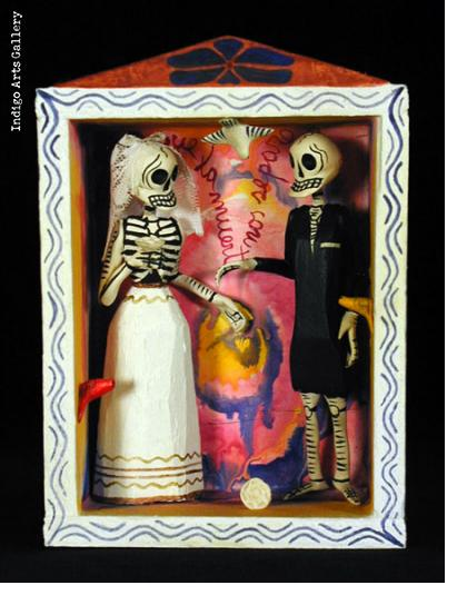 Until Death Do Us Part - Retablo