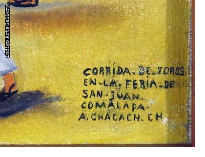 A, Chacach. Ch. - San Juan Comalapa, Chimaltenago