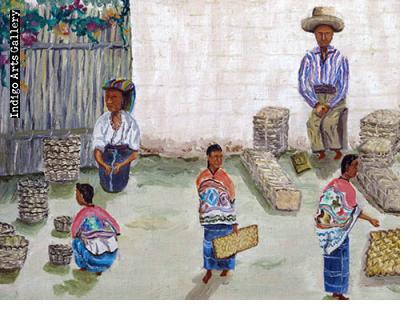 Borromeo Juchuna Otzoy - San Juan Comalapa, Chimaltenago