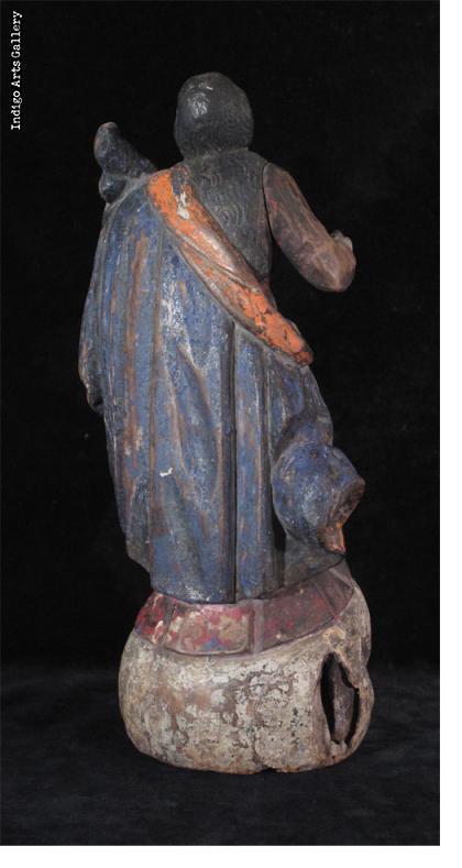 Virgen del Rosario (#STO-08)
