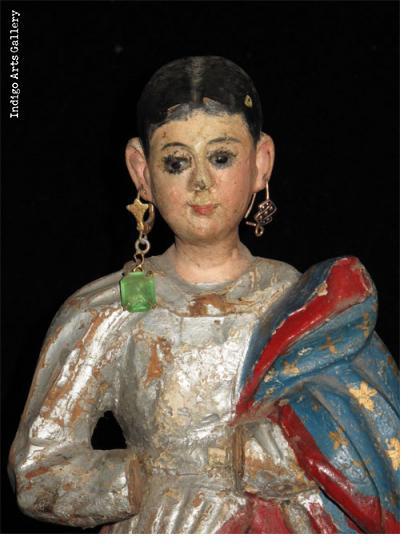 Virgen de Candelaria (#STO-05)