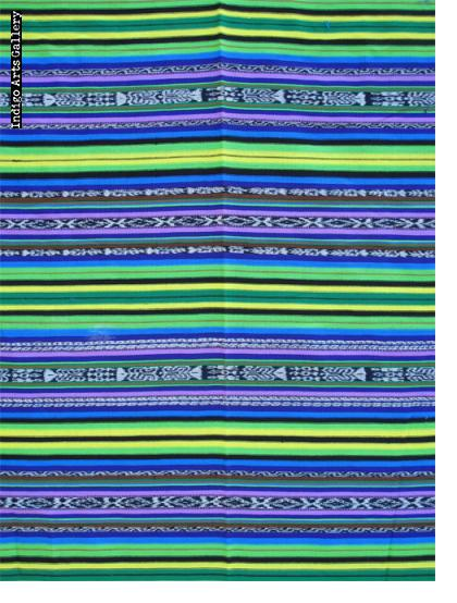 Jaspé Cotton and Synthetic Ikat Skirt Fabric (#jsp-10)