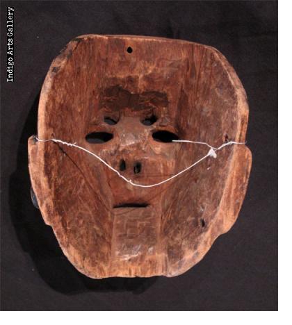 Malinche Mask (#gtm012)