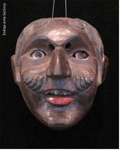 Mexicano Mask (#gtm016)