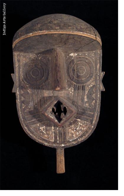 Nuna Gurunsi Mask