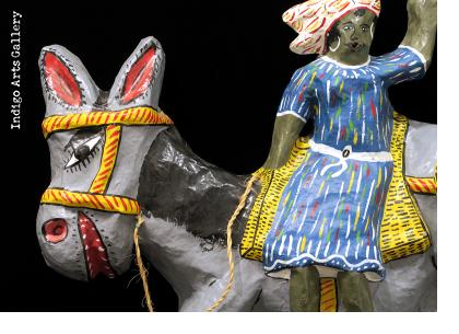 Riding the Donkey to Market