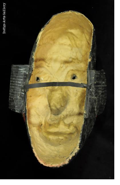 """Chaloska"" Carnival Mask"